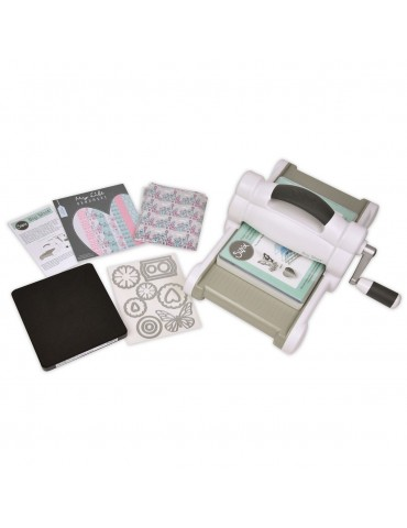 Big Shot Starter kit Sizzix...